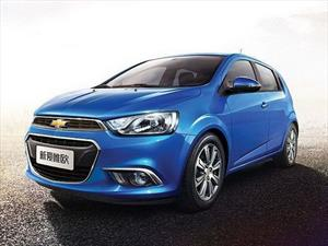 Chevrolet Sonic se renueva en China