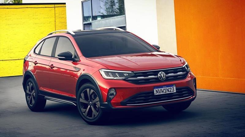 Volkswagen Nivus 2021, el nuevo SUV pequeño llegará con motor turbo y toda la conectividad