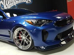 KIA y West Coast Customs, una combinación llena de estilo