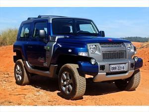 Manejamos el Troller T4, el todoterreno de Ford en Brasil