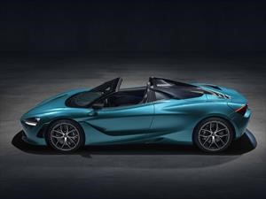 McLaren 720S Spider, notable exhibicionismo
