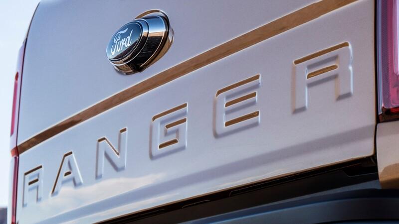 Ford Ranger 2022 tendrá una versión híbrida plug-in
