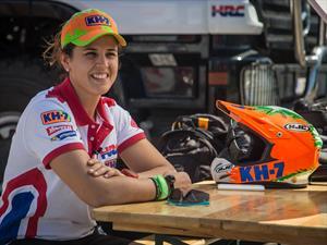 Dakar 2015: Laia Sanz escala posiciones en el noveno día