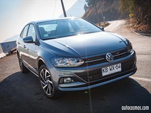 Volkswagen Virtus 2019 primer contacto desde Chile