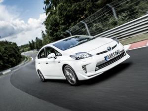 Toyota Prius impone un inesperado récord en Nürburgring