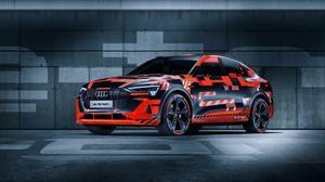 Audi  e-tron Sportback llega antes de fin de año
