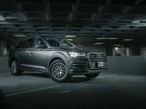 Prueba Audi Q7: una de las SUVs del momento