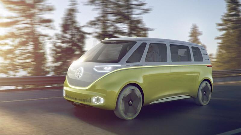 La Combi eléctrica se denominaría Volkswagen e-Samba