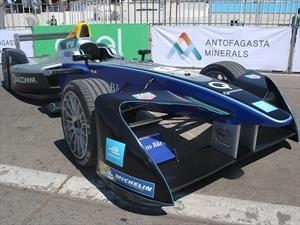 ¿Cómo son los autos de la Fórmula E?