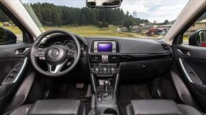 Mazda CX-5 2013, uno de los mejores interiores según Ward's