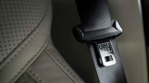 Volvo lucha para incentivar el uso del cinturón de seguridad