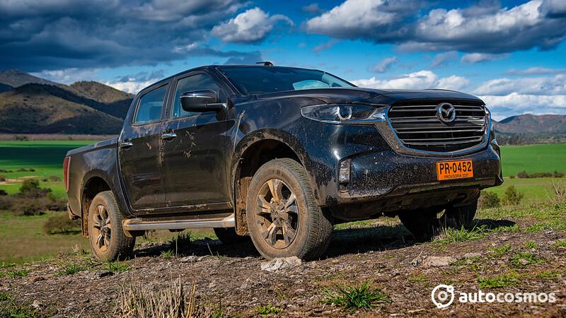 Mazda BT-50 2022, la tercera generación inicia sus ventas en Chile