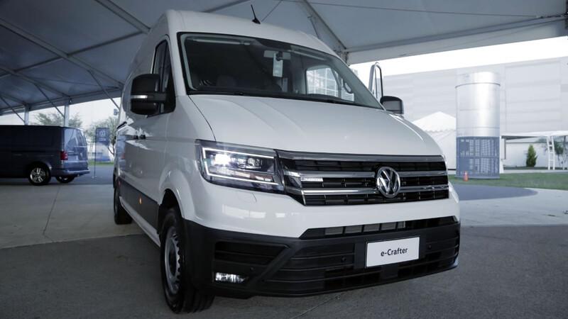 Volkswagen inicia programa piloto de vehículos comerciales eléctricos en Guanajuato