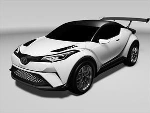 Toyota C-HR Racing será presentado en Nürburgring