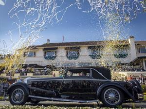 Isotta Fraschini Tipo 8A de 1924 es el Best of Show de Pebble Beach 2015