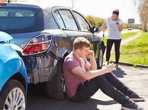 Uno de cada tres conductores choca su auto en los primeros 2 meses