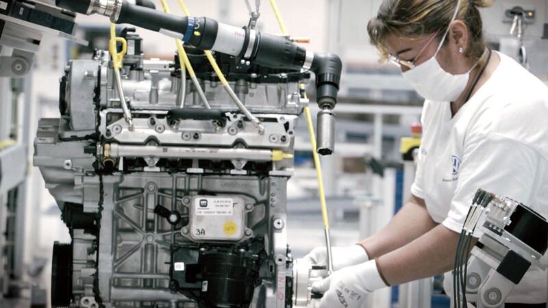 Volkswagen fabricará el motor 1.5 turbo en su planta de Guanajuato