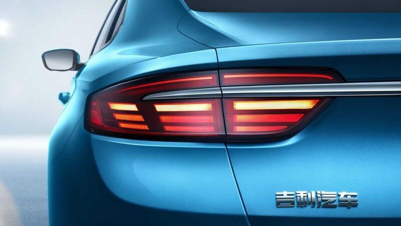 Geely Preface es elegido como Auto del Año 2021 en China