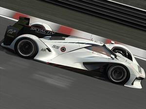 El Mazda LM55 Vision Gran Turismo hace su debut en GT6