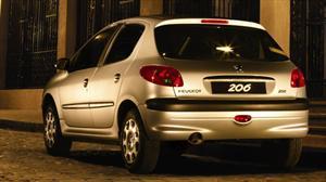 El Peugeot 206 Génération estrena nueva versión Plus