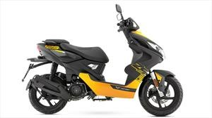 Nueva scooter Victory ZS125