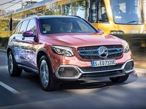 Mercedes-Benz GLC F-Cell, la SUV que quiere cambiar Alemania