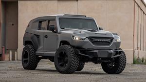 Rezvani Tank 2020, un súper Jeep con 1.000 caballos de potencia
