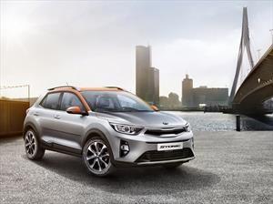 KIA Stonic 2018 para competir con las SUVs pequeñas