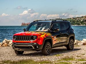 Jeep Renegade Hell's Revenge 2016, exclusiva para Europa