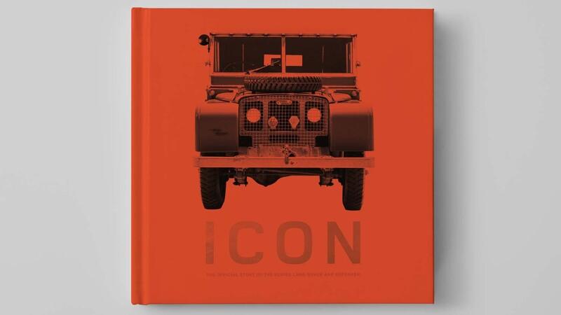 Land Rover presenta colección de libros de la Defender