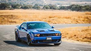 Dodge Challenger SRT Hellcat Widebody Redeye 2020 a prueba, una bestia en el asfalto