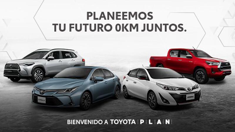 Toyota Plan suma modelos y redes sociales