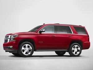Chevrolet revela nueva Suburban y Tahoe 2015