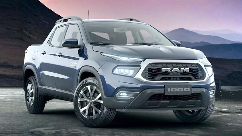 RAM 1000 2022, se renueva la pickup compacta que falta en México