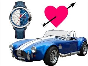 Autos y relojes: un amor inseparable