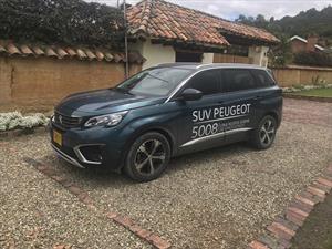 Prueba de manejo: Peugeot 5008, SUV de 7 puestos con gran estilo