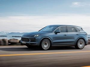 Porsche Cayenne 2018: evoluciona para impresionar en Frankfurt
