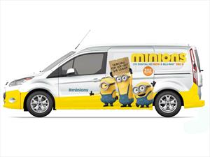 Minionwagon, vehículo oficial de los Minions
