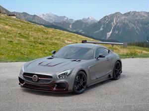 Mercedes-AMG GT S by Mansory debuta
