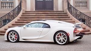 Bugatti Chiron Hermés Edition, lo deportivo no quita el glamour