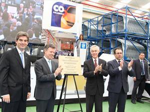 GM Colmotores hace historia en la industria automotriz colombiana