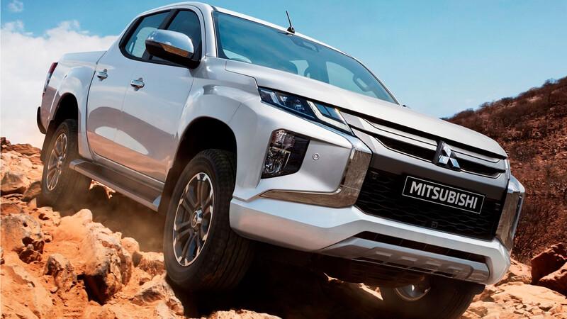 Mitsubishi L200 2022 llega a México, ahora con opción de transmisión automática