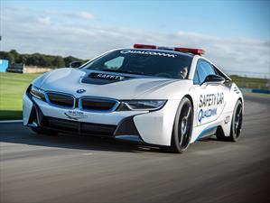 BMW i8, repite como el Safety Car de la Fórmula E