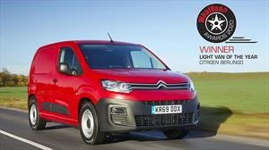 Citroën Berlingo gana el premio What Van 2020