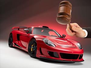 Porsche enfrenta demanda por la muerte de Paul Walker