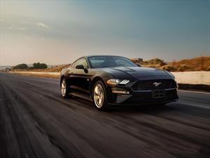 Ford Mustang 2018, más potente y refinado que nunca