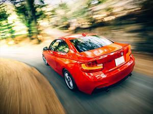 Manejamos el BMW M235iA 2014