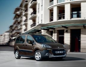 Peugeot Partner Tepee Outdoor 2015 de siete plazas llega a México en $279,900 pesos