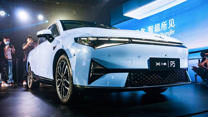 Xpeng se muestra fuerte en el mercado de los autos eléctricos