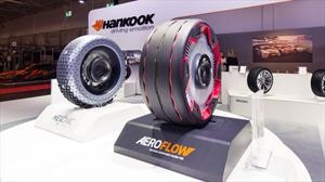 Hankook Tire Latinoamérica estrena Presidente